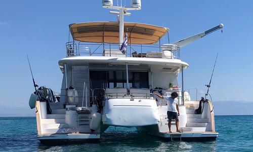 Image of Fountaine Pajot 55 Queensland for sale in Greece for €783,000 (£668,237) Corfu, Greece