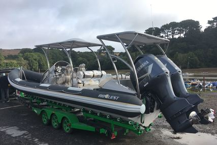 RibQuest 11m for sale in Spain for £89,950