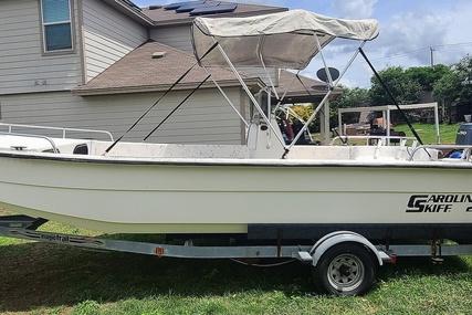 Carolina Skiff 218 DLV for sale in United States of America for $10,900 (£7,850)