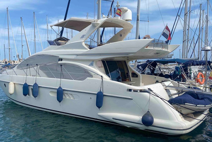 Azimut Yachts 55 Fly for sale in Spain for €350,000 (£299,488)