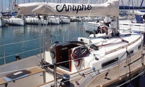 Image of Wauquiez Sloop Chance 37 for sale in France for €95,000 (£80,820) Nantes, France