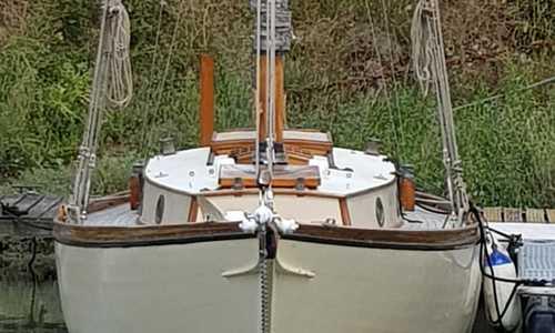 Image of Alan Buchanan Gaff Yawl for sale in United Kingdom for £29,500 Rochford, United Kingdom