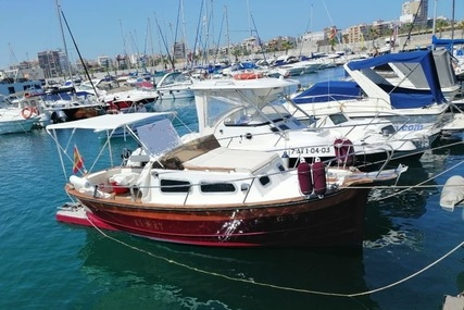 Knort 32 Cabine for sale in Spain for €19,500 (£16,715)