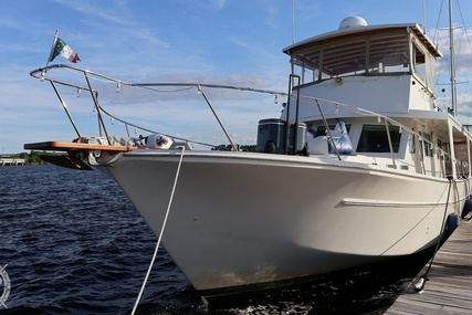 Bruce Roberts 46 Long Range for sale in United States of America for $145,000 (£102,782)