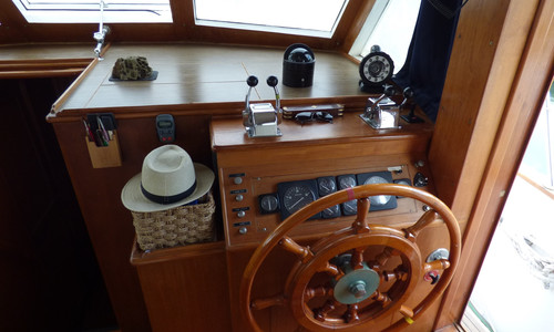 Image of Kong and Halvorsen ISLAND GYPSY 36 for sale in France for €89,000 (£75,955) Languedoc-Roussillon Midi-Pyrénées, , France