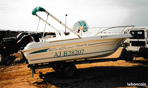 Image of Jeanneau Cap Camarat 545 for sale in France for €9,900 (£8,479) PORTICCIO, , France