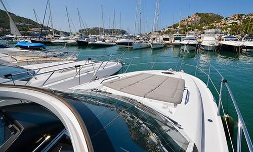 Image of Sunseeker San Remo 485 for sale in Portugal for £649,000 Vilamoura, Portugal