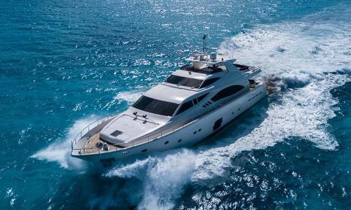 Image of Ferretti 881 for sale in Mexico for $2,490,000 (£1,808,686) Cancun, Mexico