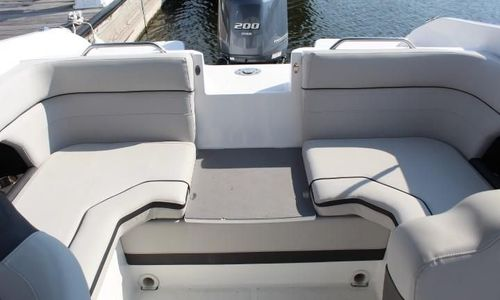 Image of Rinker Q3 for sale in Germany for €21,000 (£17,969) Germany