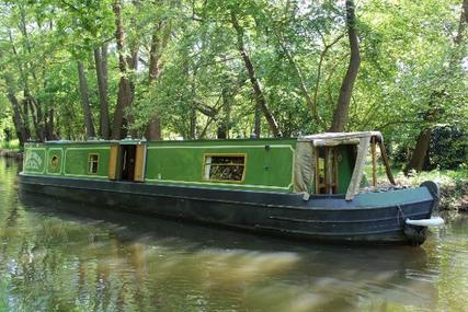 Narrowboat 50' P.M. Buckle Semi Trad for sale in United Kingdom for £39,950