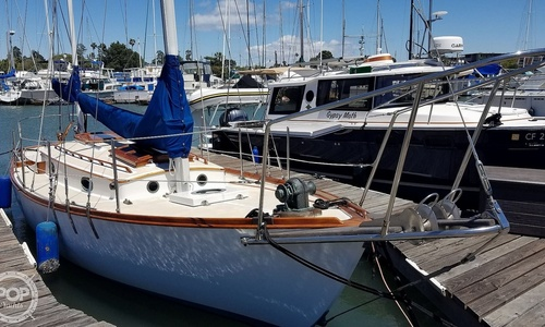 Image of Herreshoff H-28 for sale in United States of America for $40,000 (£29,055) San Rafael, California, United States of America