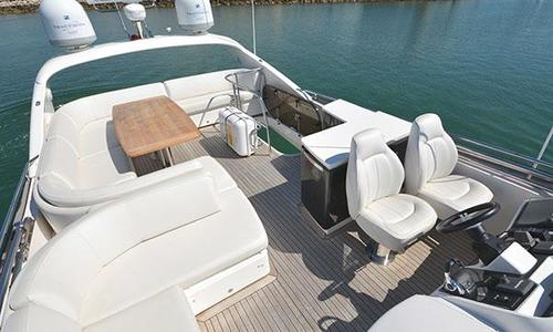 Image of Princess 56 for sale in Portugal for €985,000 (£842,846) Vilamoura, Portugal