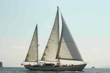 Custom Bermuda Rig Ketch for sale in Thailand for $700,000 (£502,617)