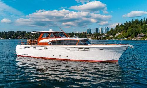 Image of Chris-Craft Constellation for sale in United States of America for $495,800 (£360,139) Seattle, WA, United States of America