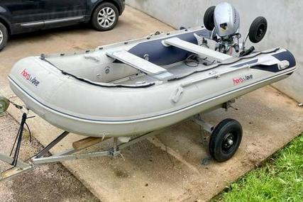 Honwave T35 with Honda 20HP & Trailer for sale in United Kingdom for £3,995