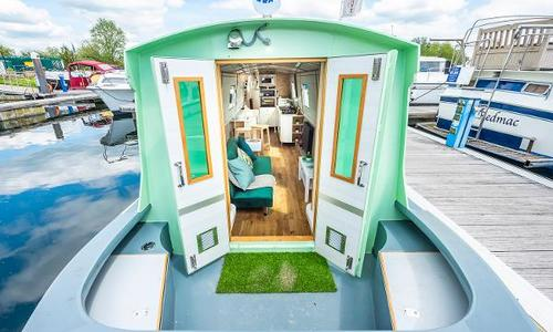 Image of Sol Seeker Narrowboats 45 to 60' for sale in United Kingdom for £113,852 Pyrford, United Kingdom