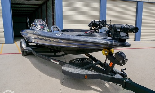 Image of Triton 20TRX Patriot Elite for sale in United States of America for $69,000 (£50,120) Temple, Texas, United States of America