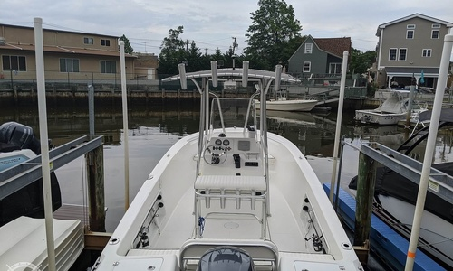 Image of Angler 204 FX for sale in United States of America for $38,900 (£28,175) Bellmore, New York, United States of America