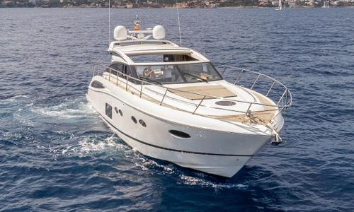 Image of Princess V62 for sale in Spain for £875,000 Mallorca, Spain