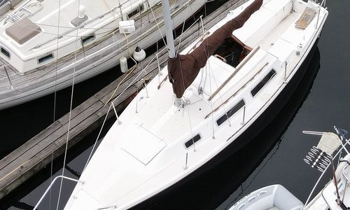 Image of Catalina 25 for sale in United States of America for $14,900 (£10,743) Seattle, Washington, United States of America