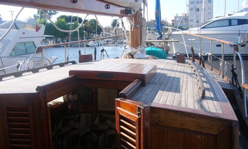Image of GIROLAMO 11 MOTORSAILER for sale in Italy for €90,000 (£75,878) Toscana, , Italy