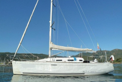 Beneteau First 36.7 for sale in Italy for €60,000 (£51,084)