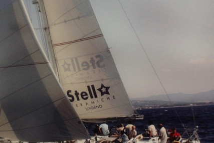 Standfast 47 for sale in Italy for €90,000 (£76,952)