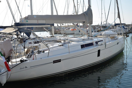 Hanse 445 for sale in Italy for €149,000 (£127,398)
