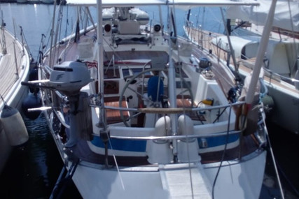 Nautor's Swan 47 for sale in Italy for €170,000 (£144,739)