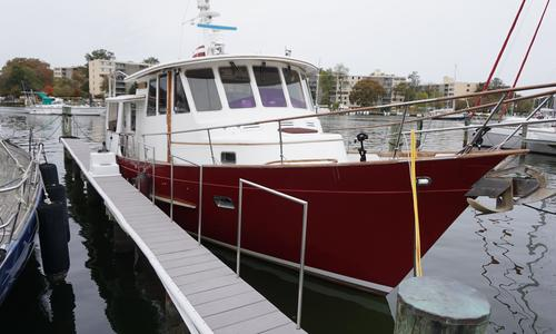 Image of Transworld Fantail 50 Trawler for sale in United States of America for $240,000 (£175,374) Annapolis, MD, United States of America