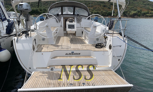 Image of Bavaria Yachts Cruiser 46 for sale in Italy for €190,000 (£163,843) Sardegna, , Italy