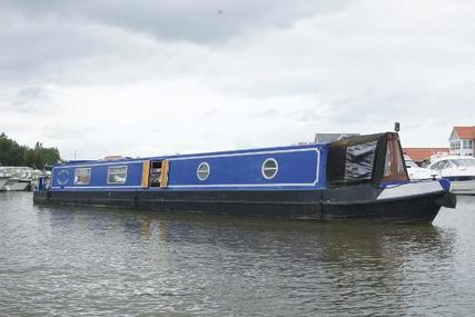 Narrowboat Amber Boats Venice 58 for sale in United Kingdom for £62,950