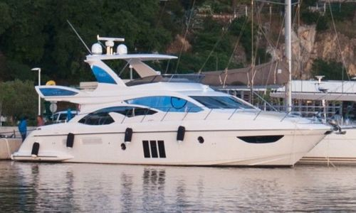 Image of Azimut Yachts 60 for sale in Croatia for €995,000 (£846,484) Croatia