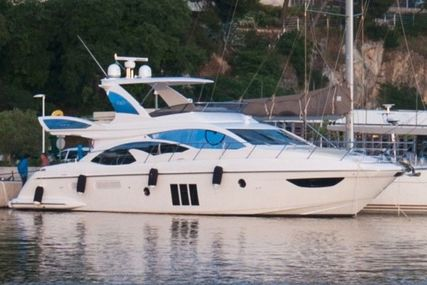 Azimut Yachts 60 for sale in Croatia for €995,000 (£852,884)