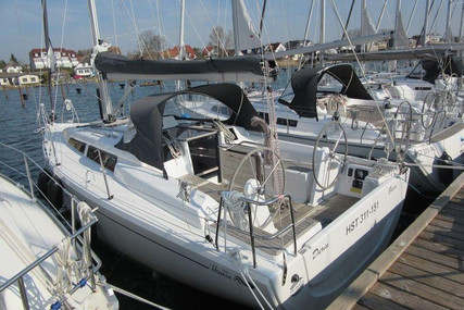 Hanse 315 for sale in Germany for €94,000 (£80,218)