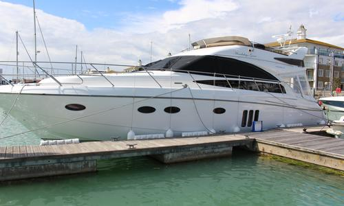 Image of Princess 54 for sale in United Kingdom for £549,950 Brighton and Hove, United Kingdom