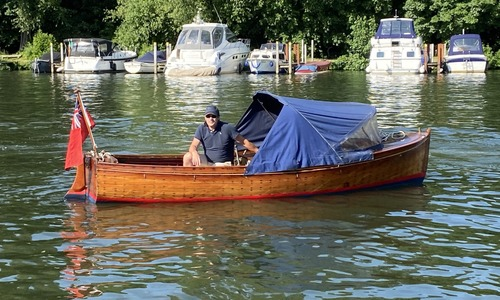 Image of McGruer Open Launch for sale in United Kingdom for £13,450 Henley on Thames, United Kingdom
