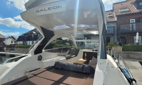 Image of Galeon 305 HTS for sale in United Kingdom for £159,950 Southampton, United Kingdom