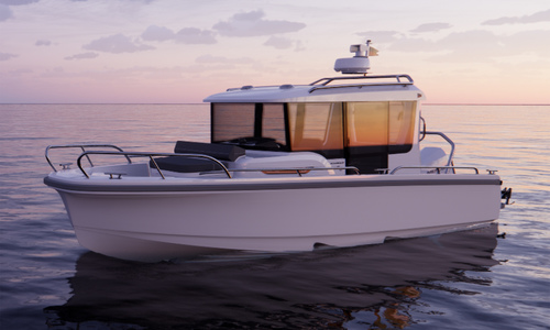 Image of Nimbus Commuter 8 for sale in United Kingdom for €99,292 (£85,622) London, United Kingdom