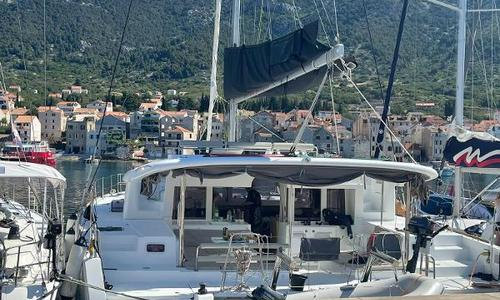 Image of Lagoon 450 for sale in Croatia for €420,000 (£358,392) Trogir, Croatia