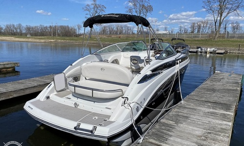 Image of Crownline 264CR for sale in United States of America for $99,000 (£71,751) Hadley, Massachusetts, United States of America