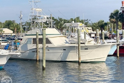 Hatteras 53 Convertible for sale in United States of America for $59,000 (£42,914)