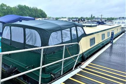 Wide Beam Narrowboat Collingwood Abode 70 x 12 03 for sale in United Kingdom for £154,950