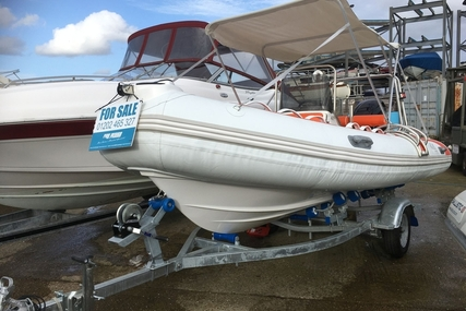 Saltie Ribs 480 for sale in United Kingdom for £19,950