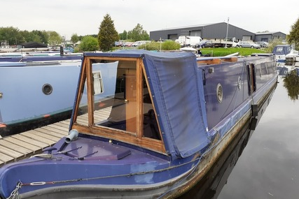 Reeves Traditional narrowboat called Tranquility for sale in United Kingdom for £59,995