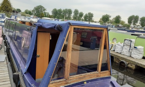 Image of Reeves Traditional narrowboat called Tranquility for sale in United Kingdom for £59,995 East Midlands, Shardlow, United Kingdom