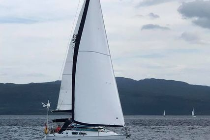Jeanneau Sun Odyssey 37 for sale in United Kingdom for £68,000