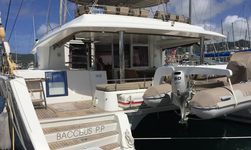 Image of Lagoon 560 for sale in Martinique for €745,000 (£638,170) Le Marin, Martinique