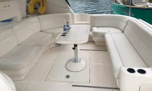 Image of Sea Ray Sundancer 460 for sale in  for $185,000 (£134,959) Ste Lucie Caraïbes,