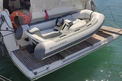 Williams 280 for sale in Croatia for €14,900 (£12,740)